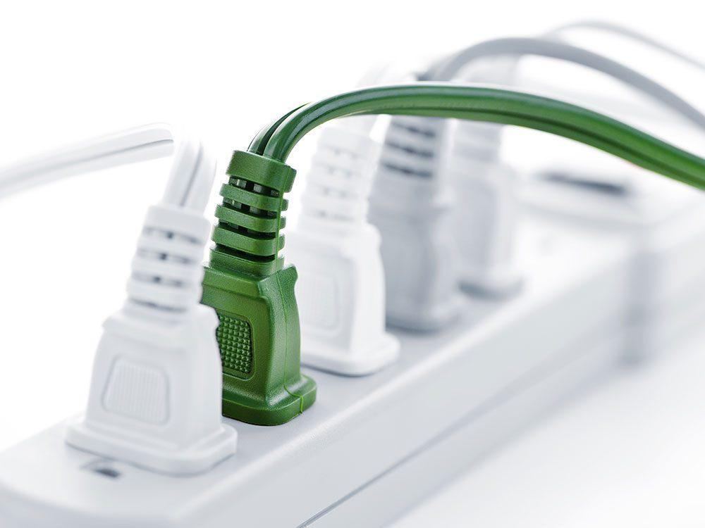 Save on summer utility bills - power bar