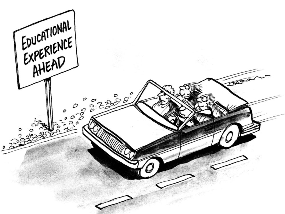 kids jokes education car