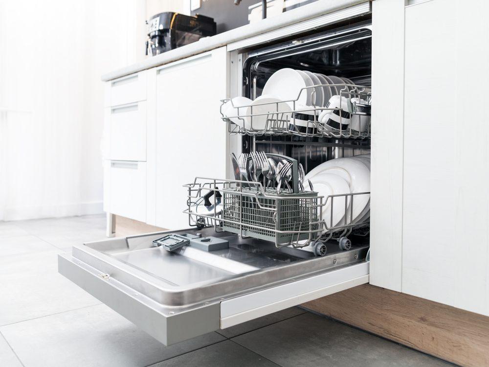 technology tweets dishwasher