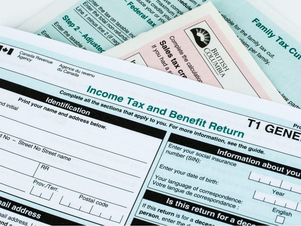 unfair taxes canadian taxes