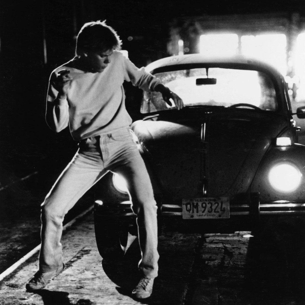 VW bug Footloose Kevin Bacon