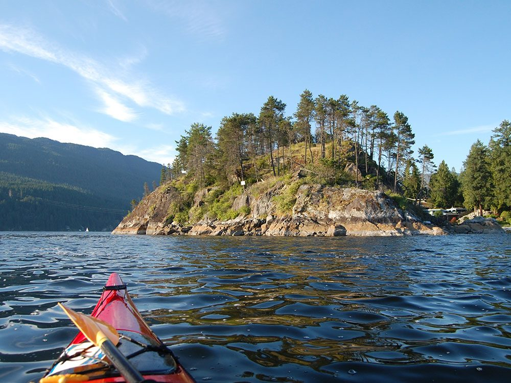 Best day trips from Vancouver - Deep Cove