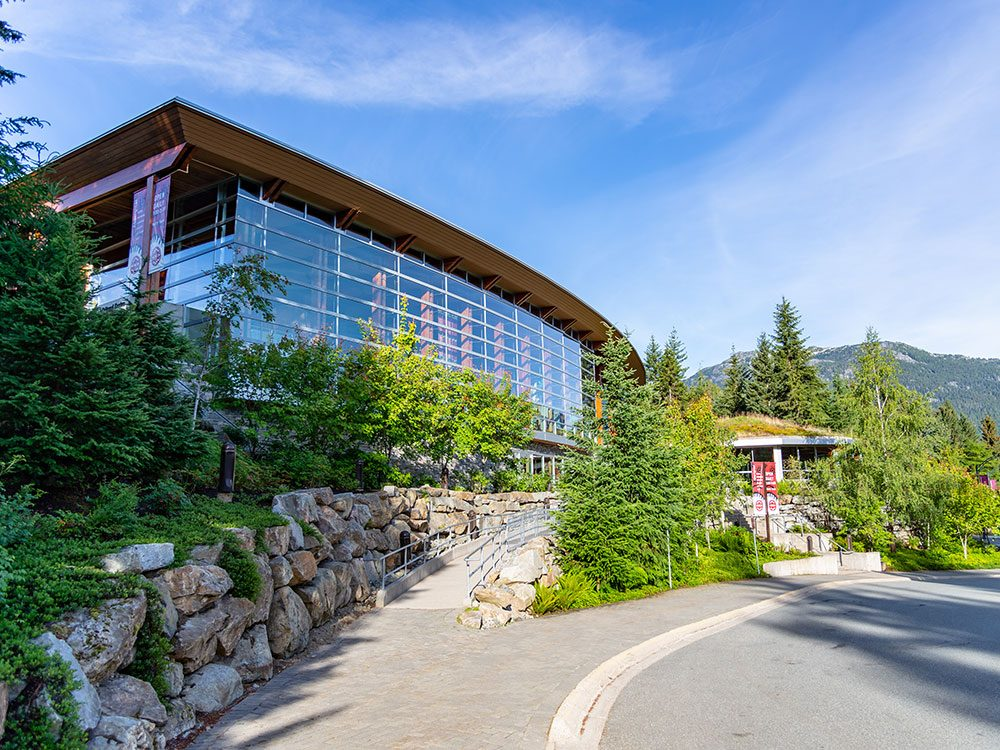 Best day trips from Vancouver - Squamish Lil'Wat Cultural Centre in Whistler