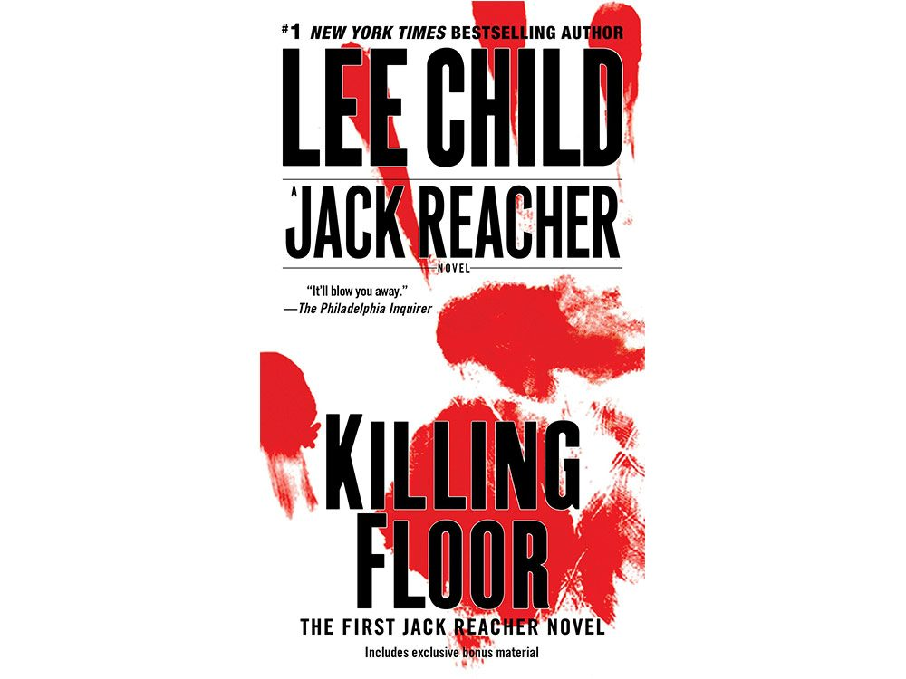 Jack Reacher: Killing Floor