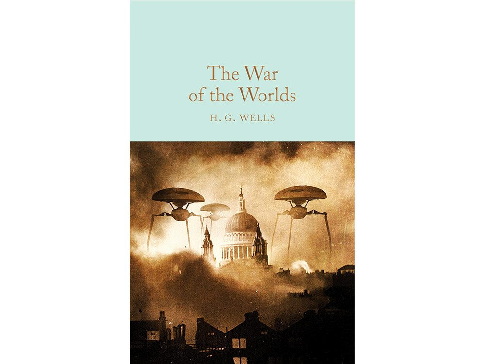 The War of the Worlds by HG Wells