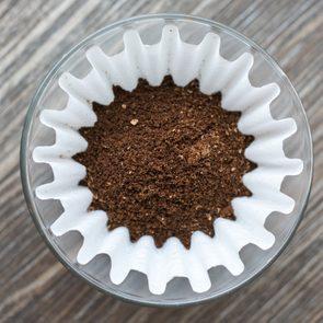 Coffee filter hacks