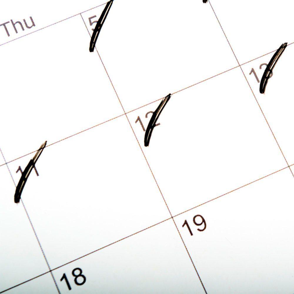Set Up a Calendar Space