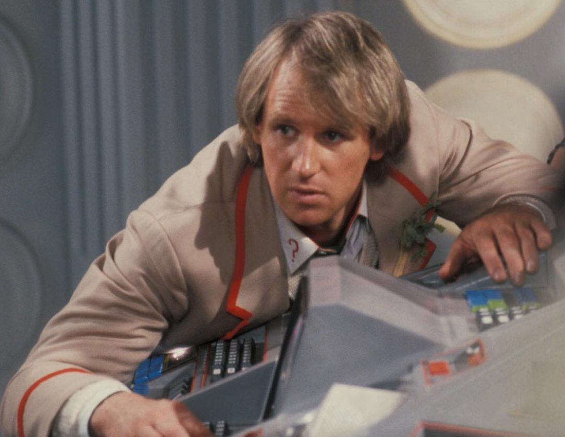 Doctor Who quotes - Fifth Doctor, Peter Davison