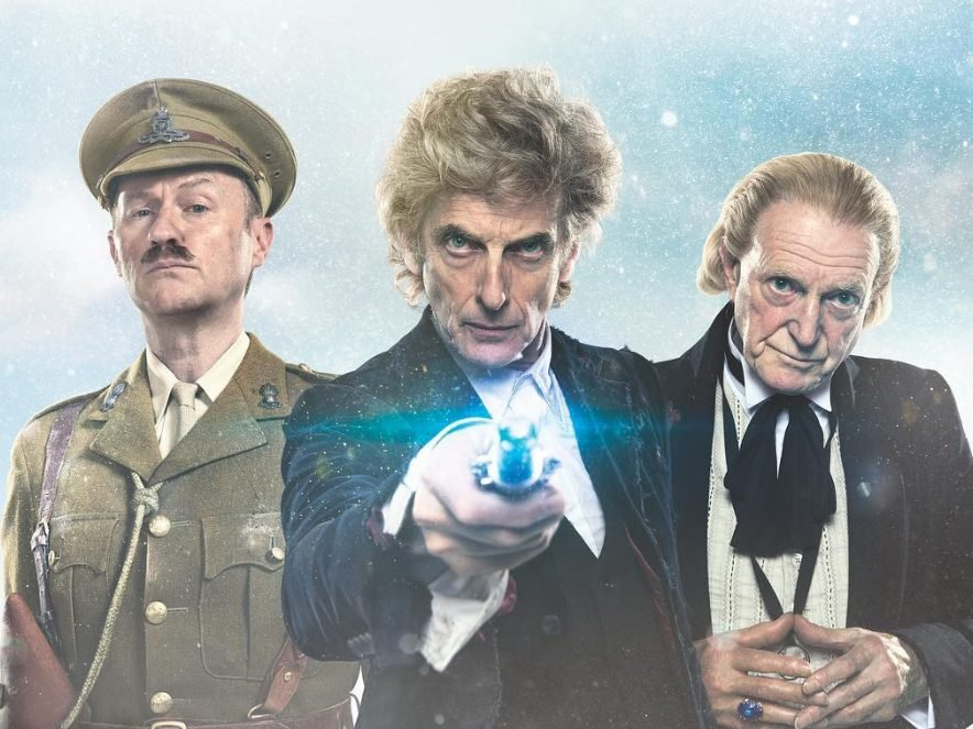 Doctor Who quotes - Twelfth Doctor, Peter Capaldi