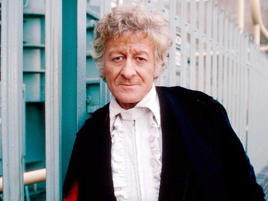Doctor Who quotes - The Third Doctor, Jon Pertwee