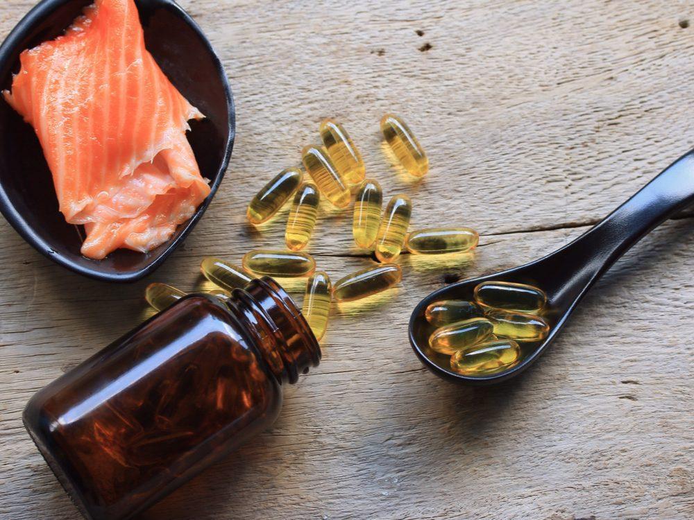 medical news fish oil
