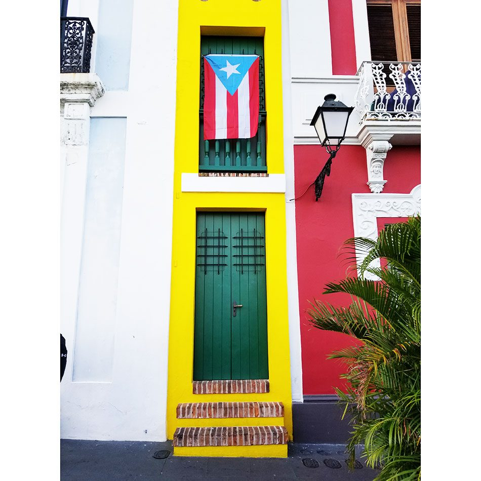 Puerto Rico facts - skinniest home in the world
