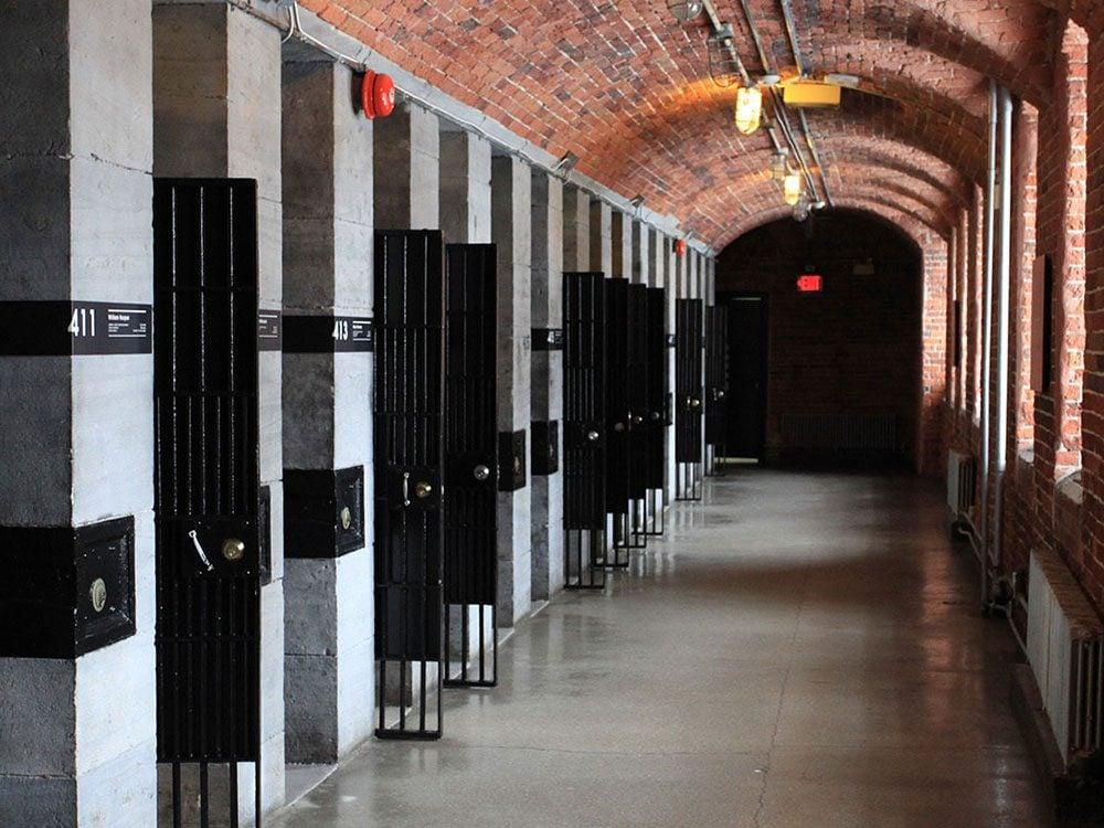 Quirky hotels across Canada - Hi Ottawa Jail Hostel