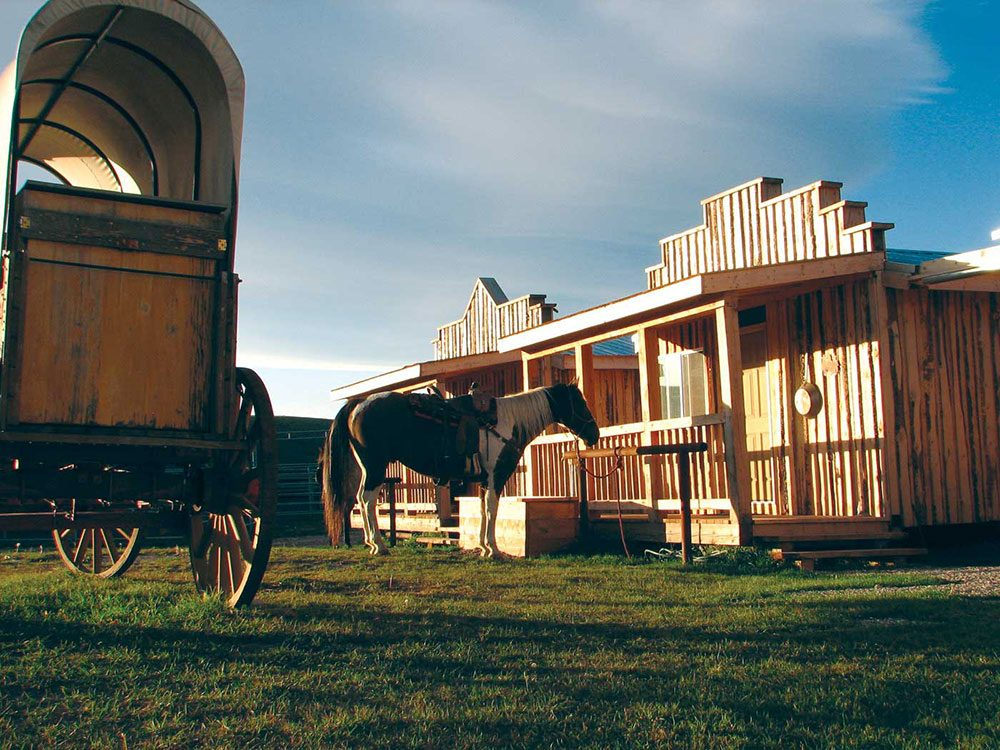 Quirky hotels across Canada - Sierra West Cabins