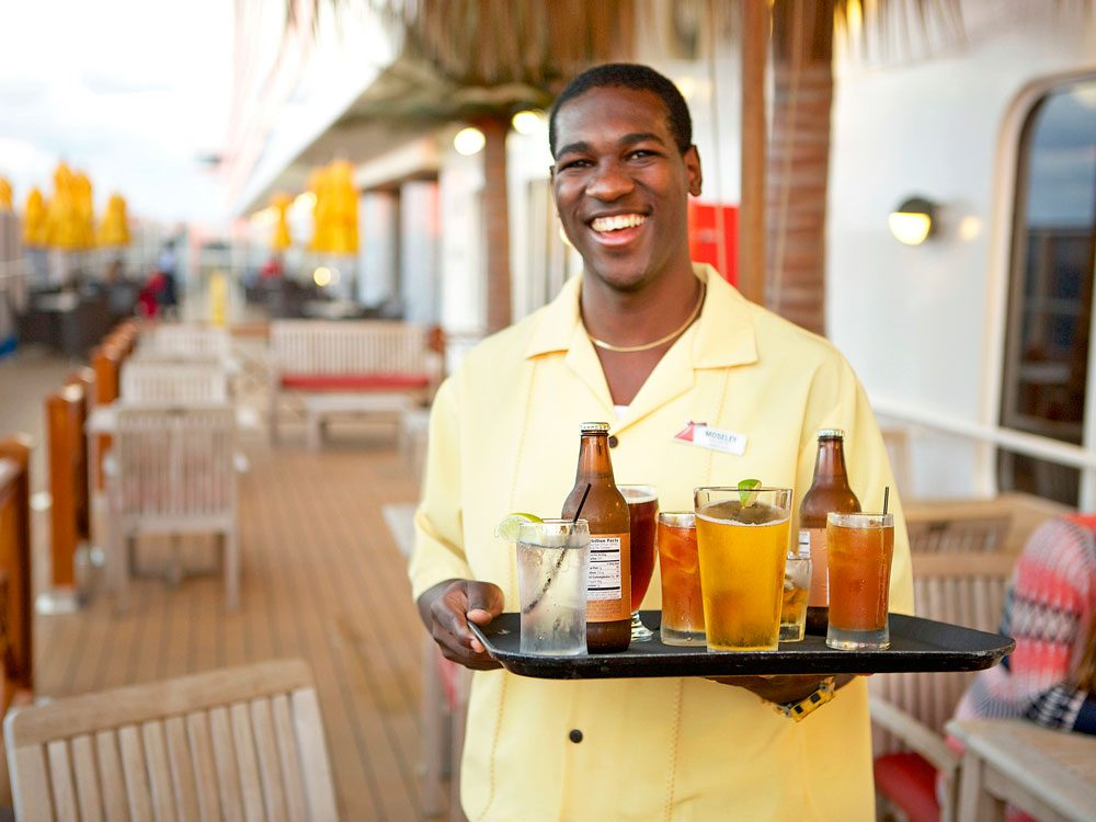 set sail man cocktails