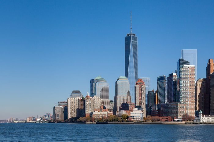 The One World Trade Center