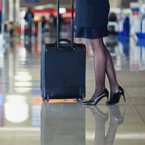 How flight attendants never get sick