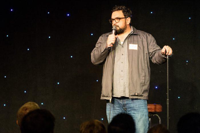 Comedian Horatio Sanz