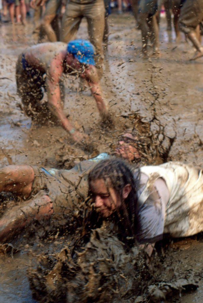 Woodstock 25th Anniversary, Saugerties, New York, USA - 12 Aug 1994