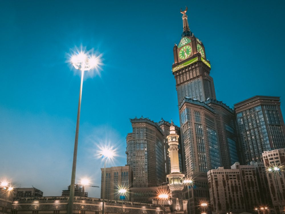 world clocks Makkah Royal Clock