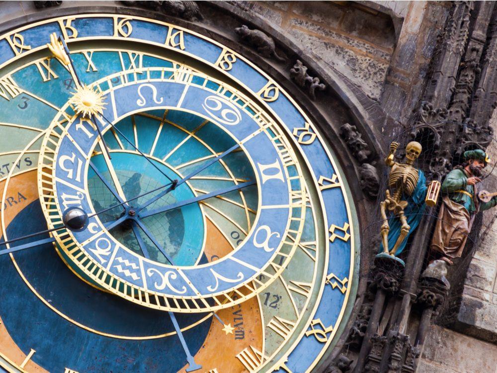 world clocks astro clock