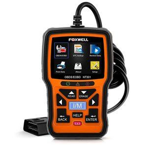 Car gadgets - check engine light diagnostic tool