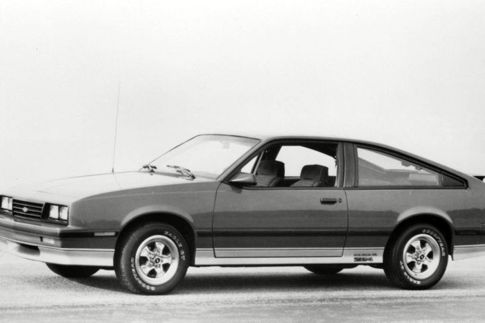 1984: Chevrolet Cavalier