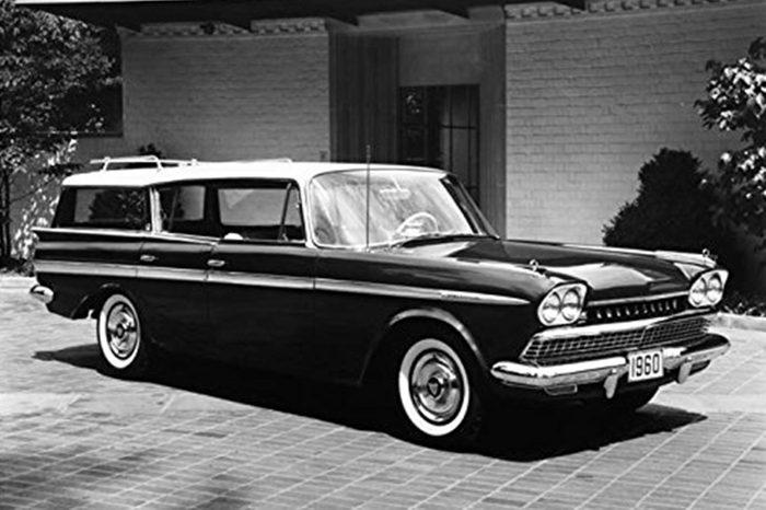 1960 Rambler Ambassador