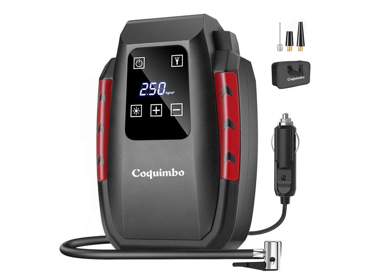 Car Gadgets - Portable Air Compressor