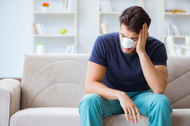 Chronic nasal congestion