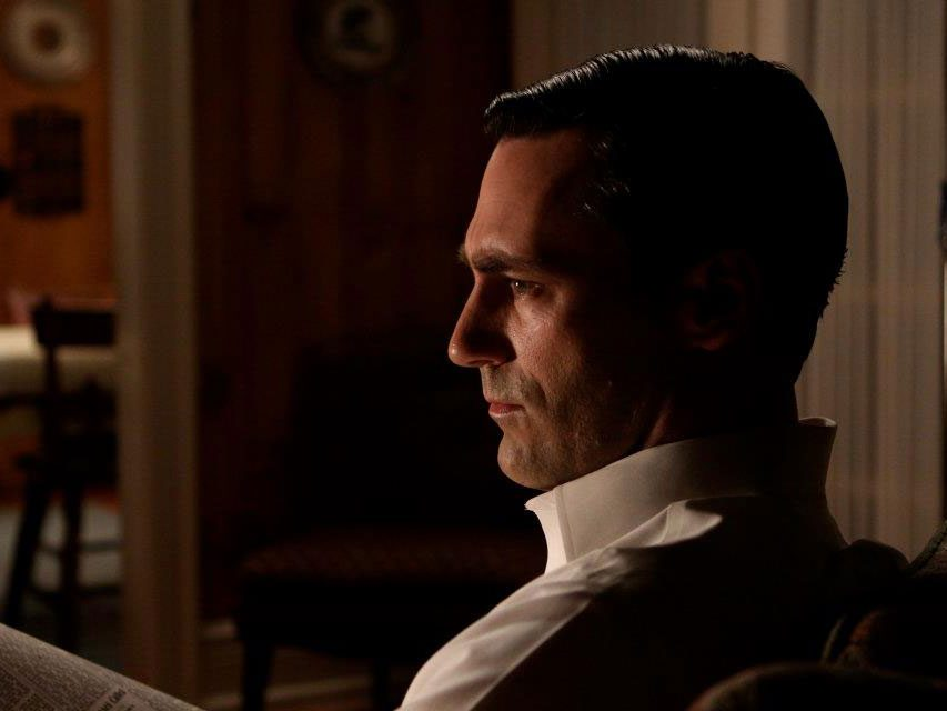 Mad Men quotes - Don Draper on writer's block