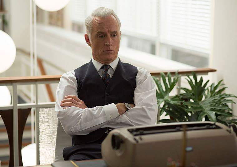 Best Mad Men quotes - Roger Sterling on death