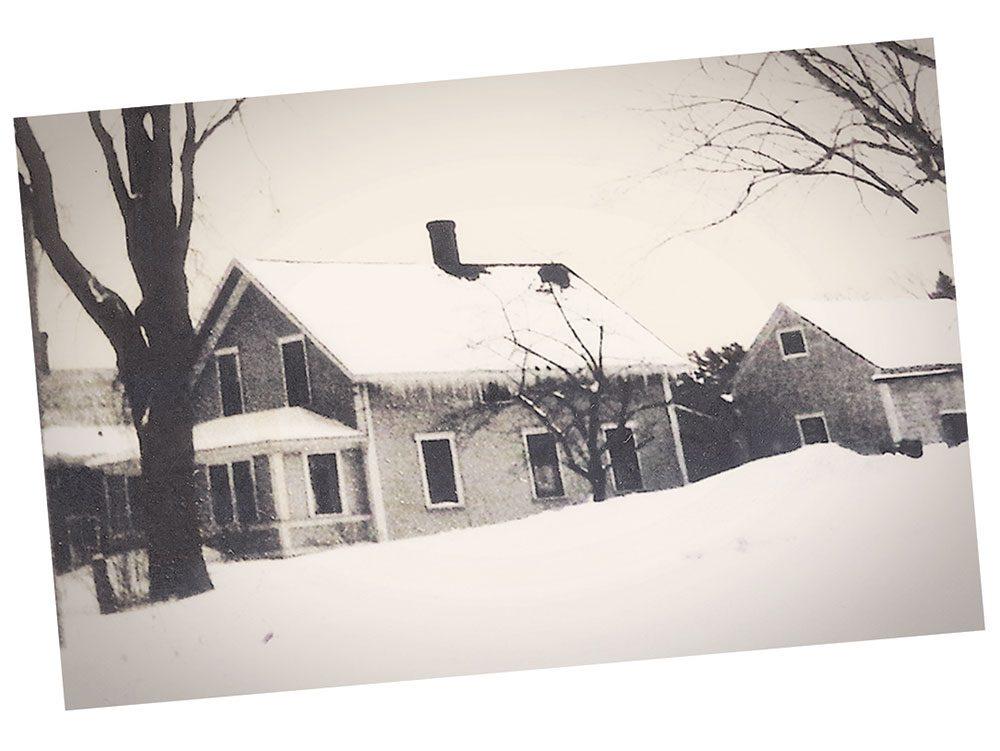 Oromocto, New Brunswick house