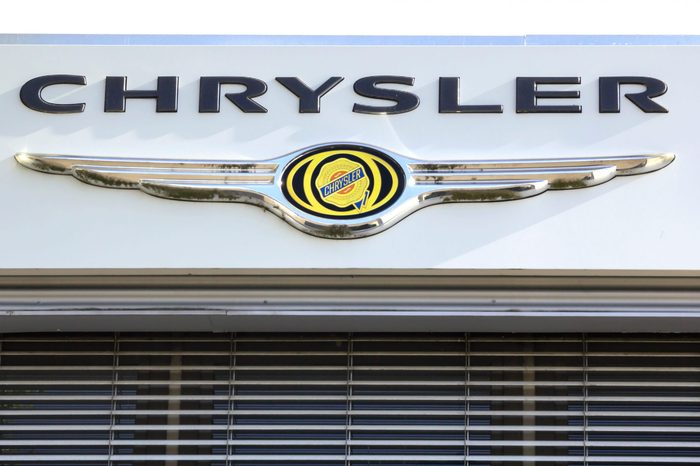 1997: Chrysler Town