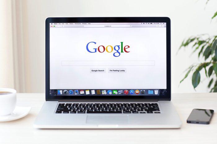 google on computer
