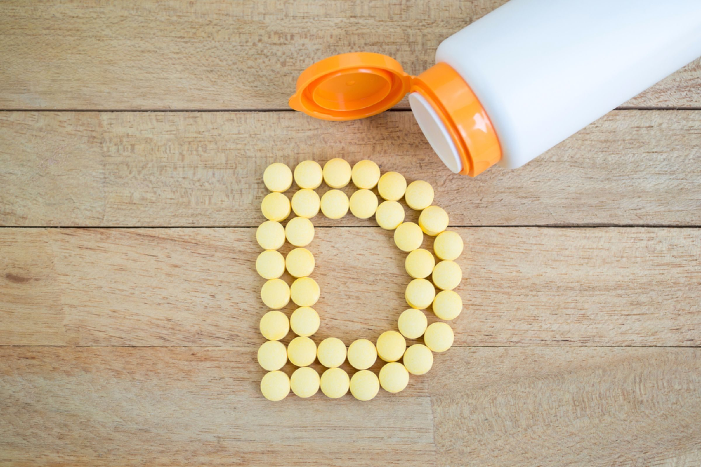 Vitamin D supplements