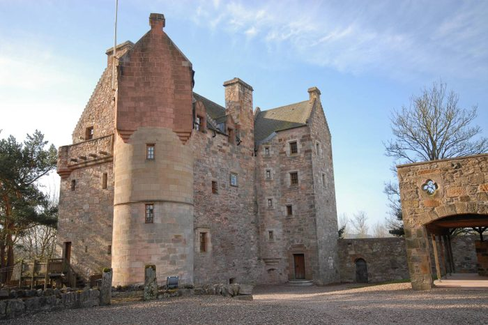 Dairsie castle