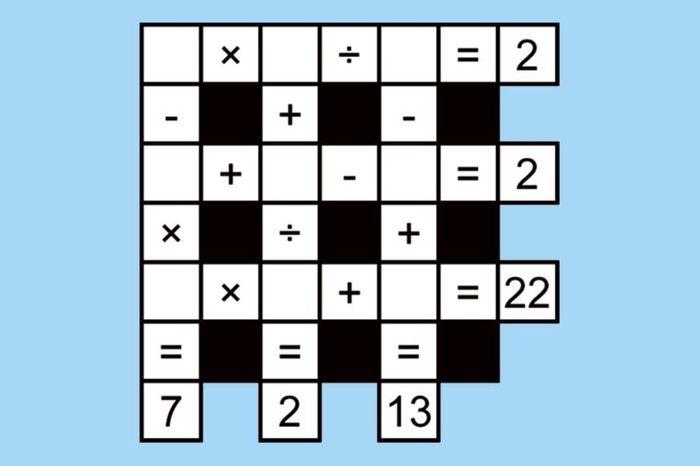 do the math problem illustration