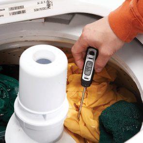 Laundry temperature