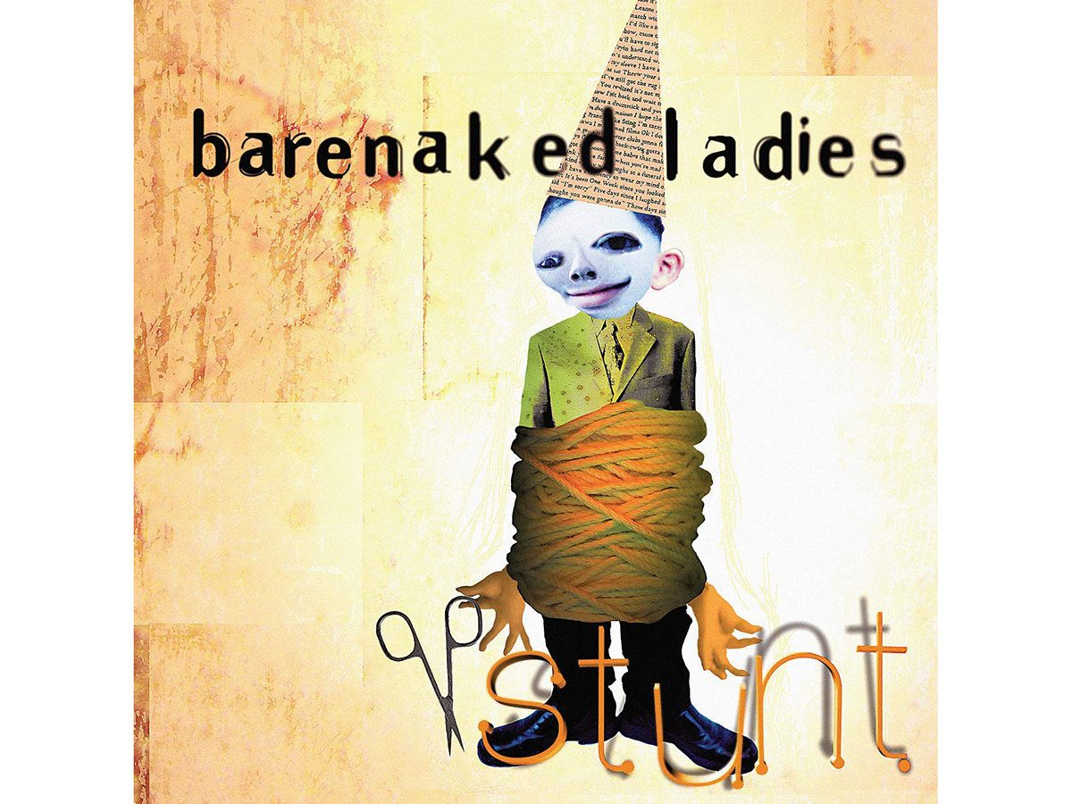 """Best road trip songs - Barenaked Ladies """"Stunt"""""""