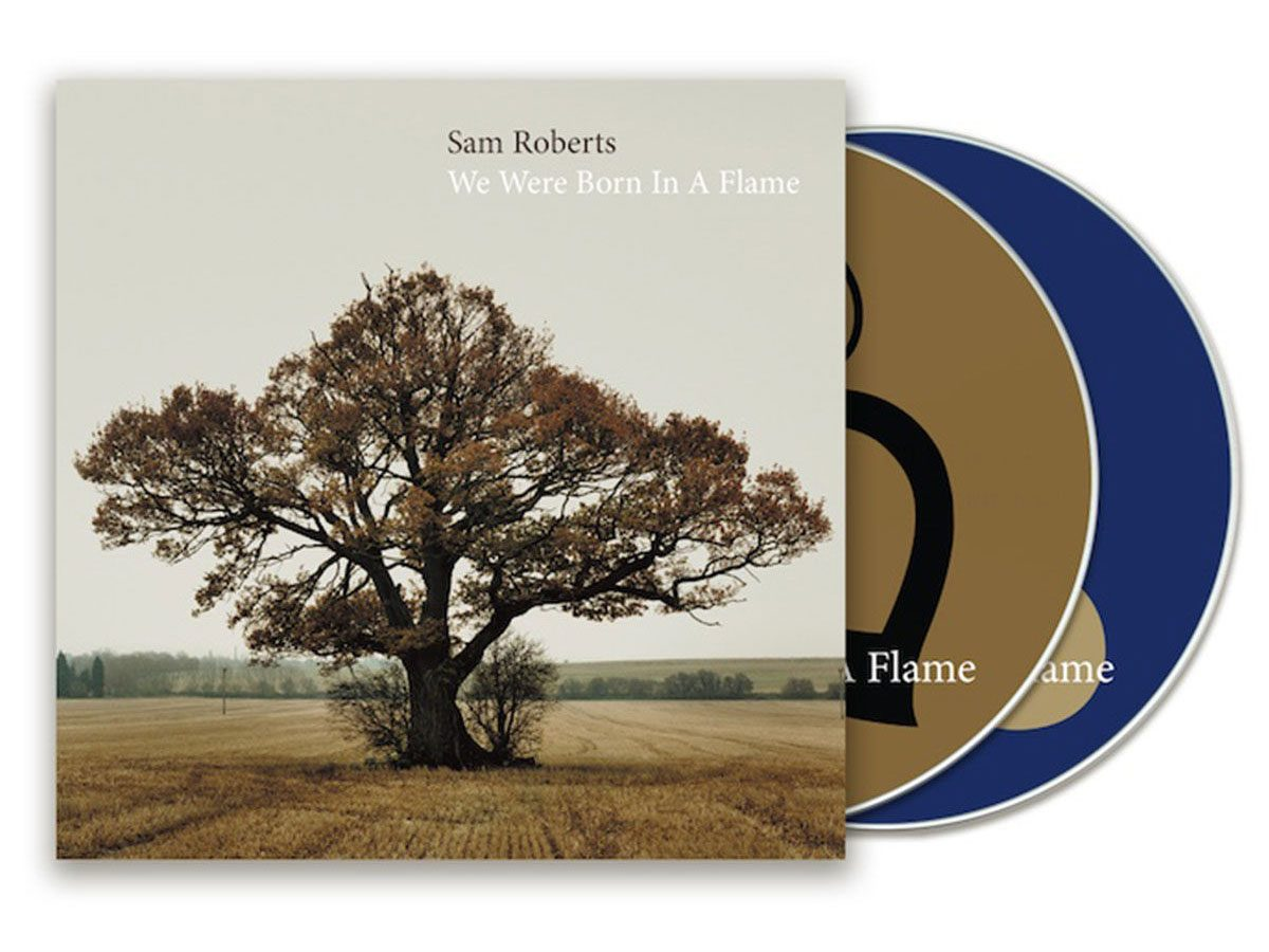 "Best road trip songs - Sam Roberts ""Hard Road"""