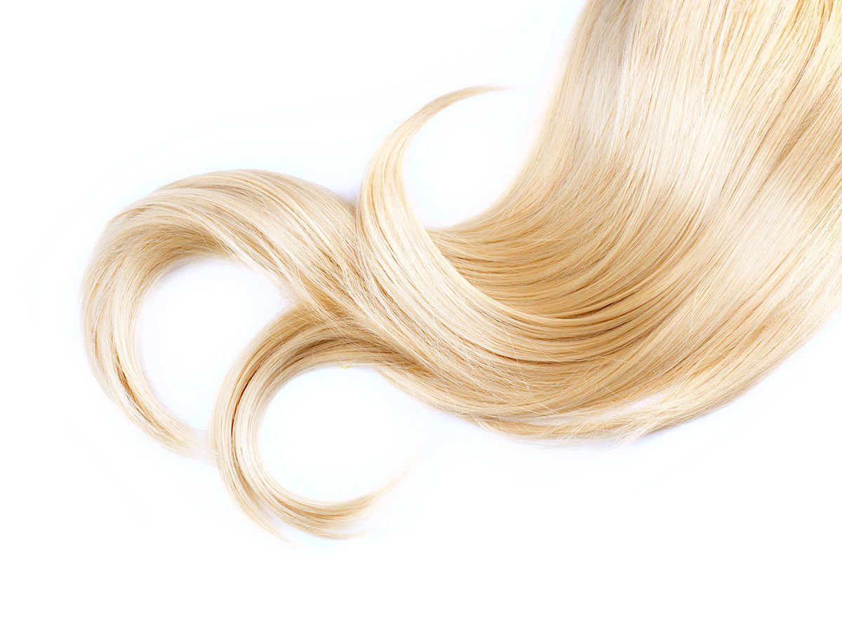 Hilarious Tweets - blonde hair weave
