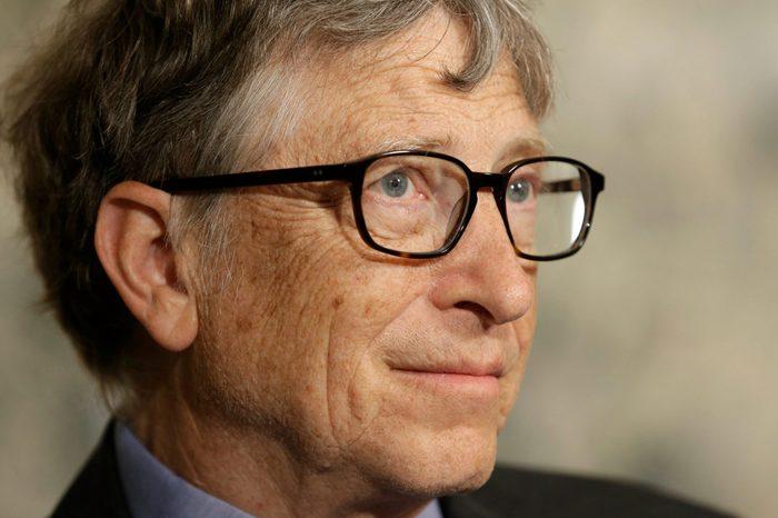 Bill Gates, 2016