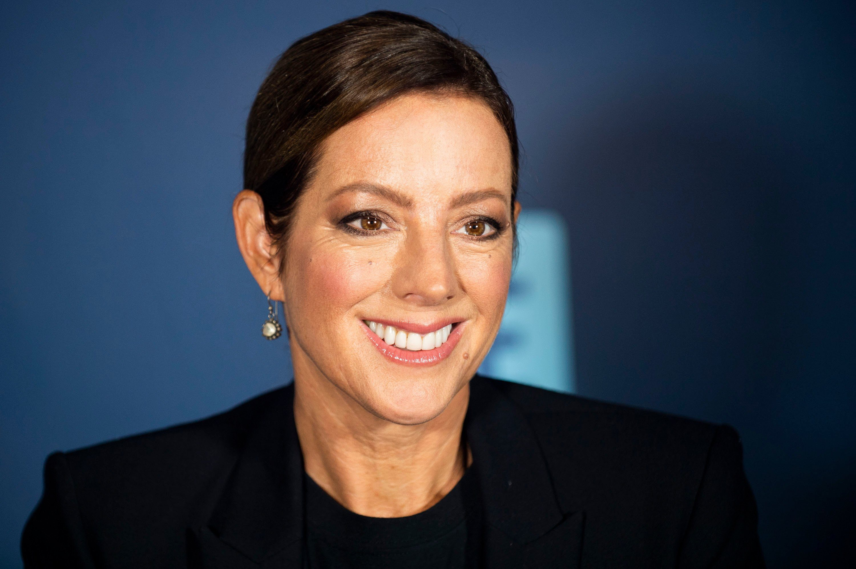 Mandatory Credit: Photo by Arthur Mola/Invision/AP/Shutterstock (10418465c) Sarah McLachlan attends WE Day Toronto at the Scotiabank Arena, in Toronto WE Day , Toronto, Canada - 19 Sep 2019