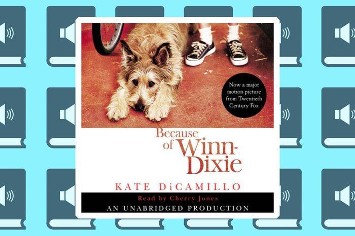 children's audiobooks because of winn-dixie