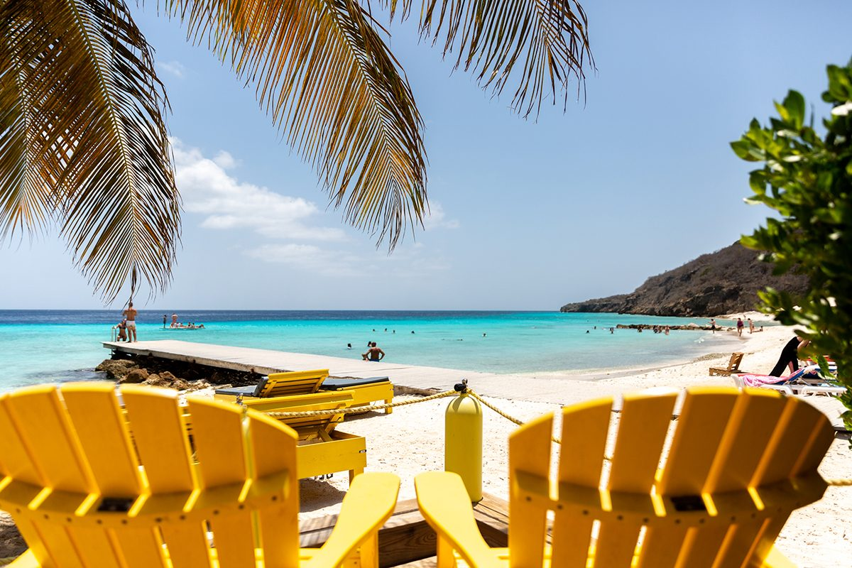 Best Caribbean Beaches - Playa Porto Mari, Curacao