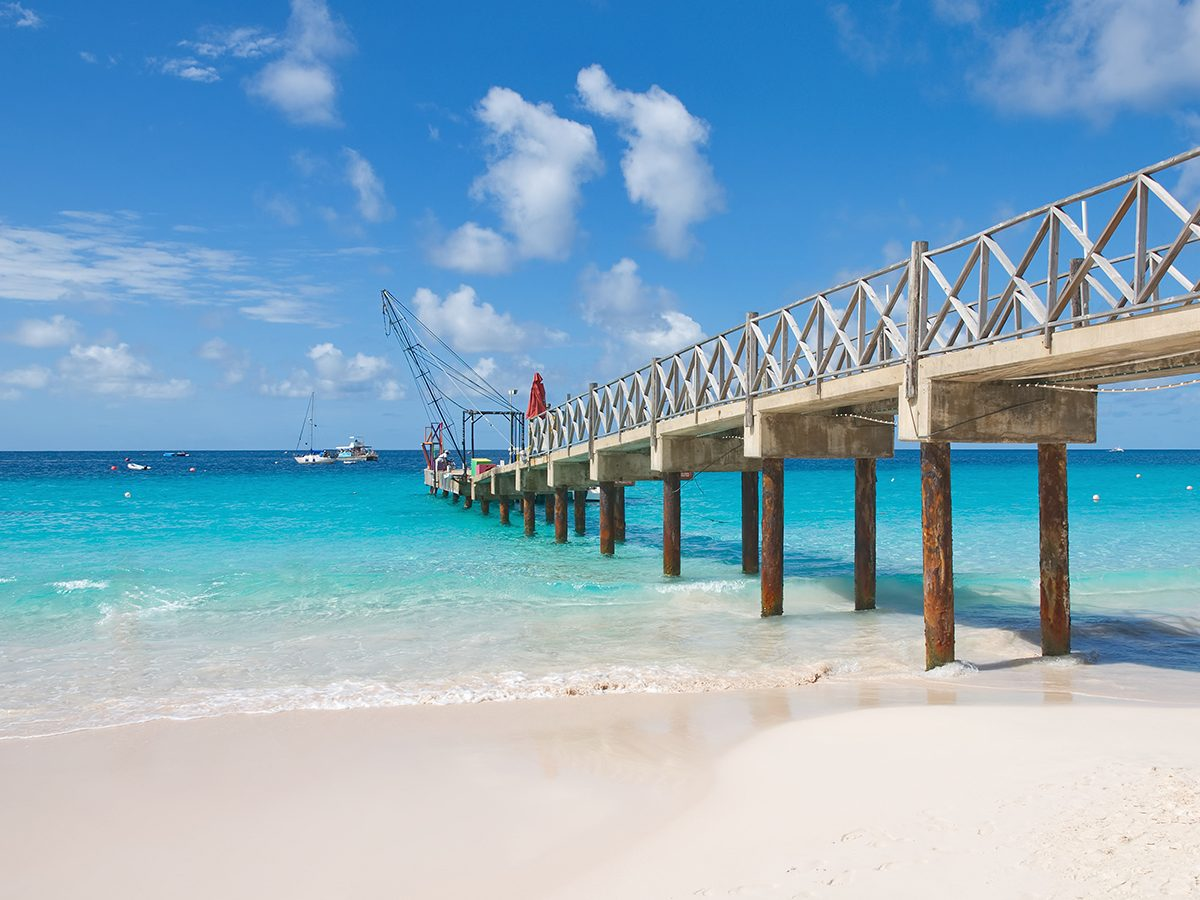 Best Caribbean beaches - Port Carlisle, Barbados