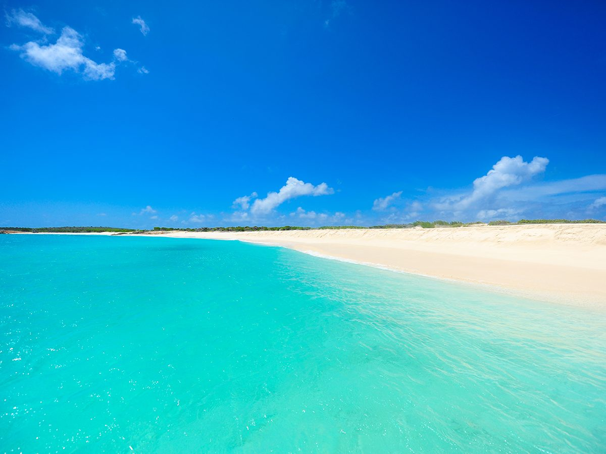 Best Caribbean Beaches - Rendezvous Bay, Anguilla