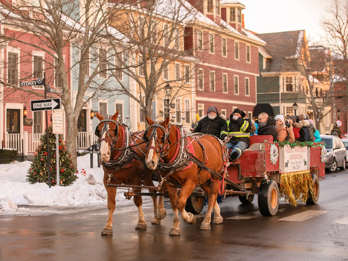 Holiday markets - Charlottetown Christmas Festival