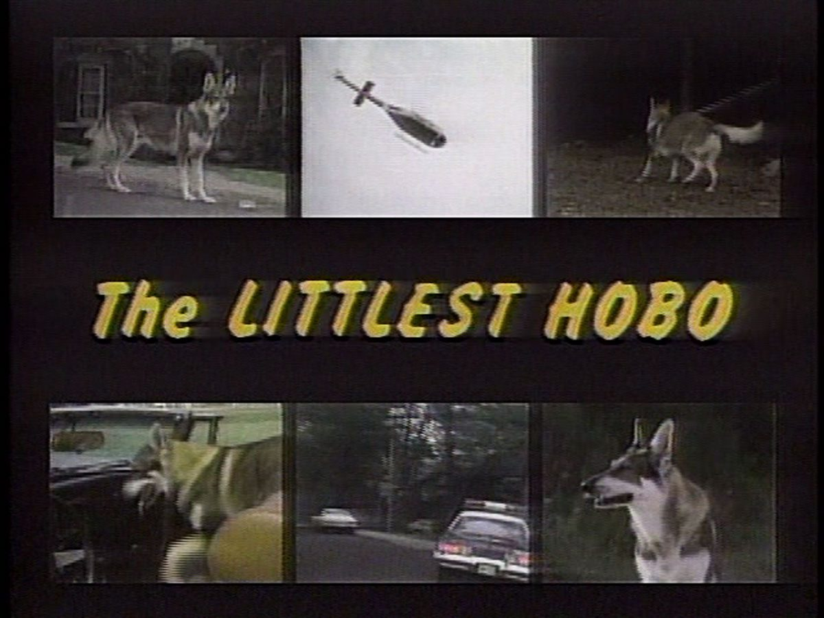 Canadian TV Shows - Opening credits for The Littlest Hobo